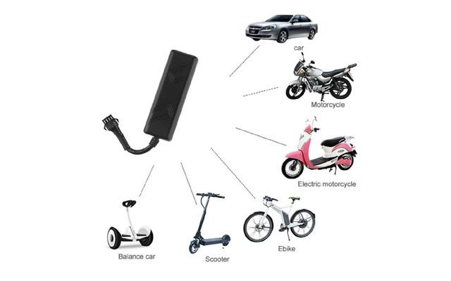electric bike GPS Tracker